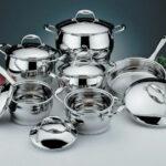 Посуда и инвентарь нержавеющие